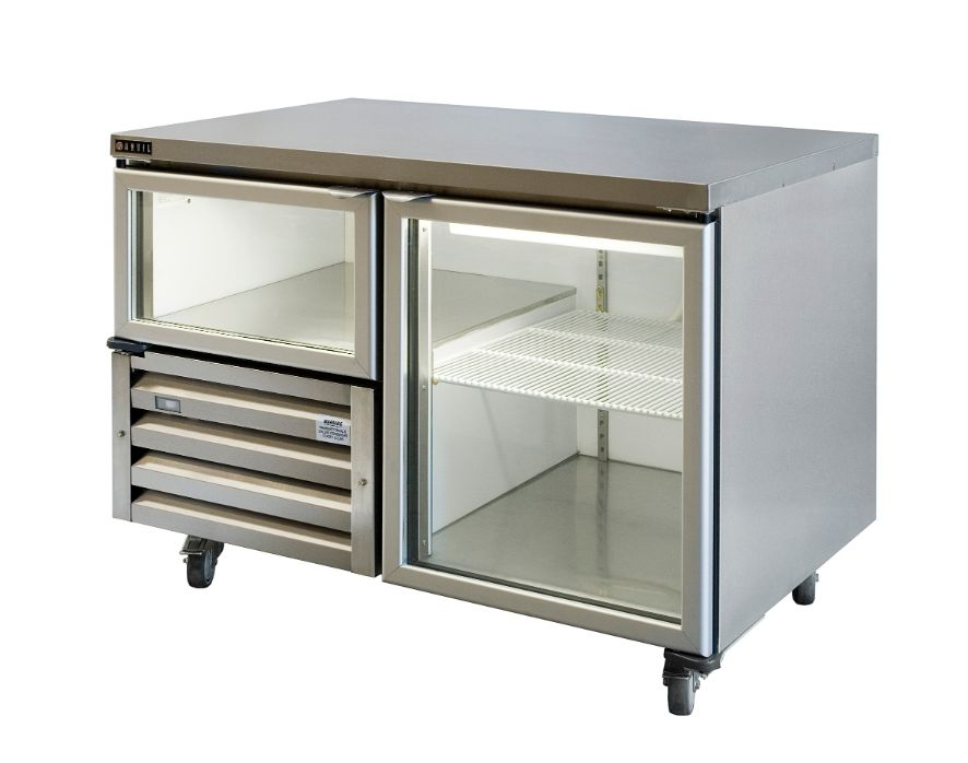 Anvil Aire UBG1200 Under Bar (1 1/2 Glass Doors)