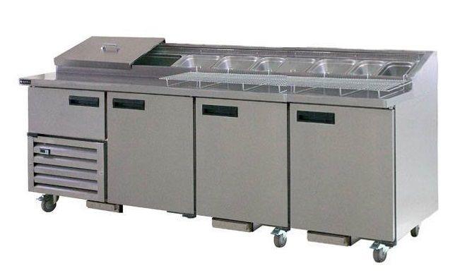 Anvil Aire UBP2400 Pizza Bar (3 1/2 Doors) 2400mm