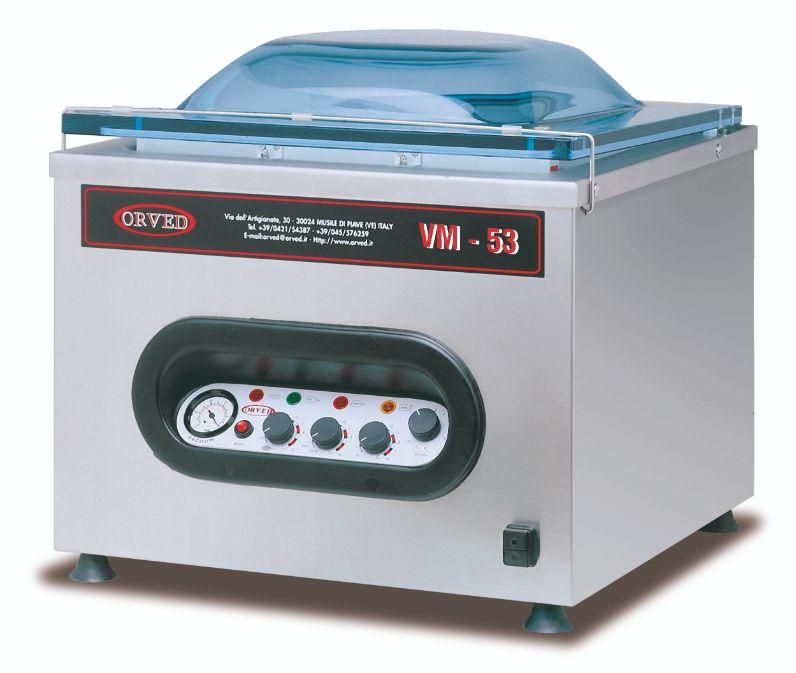 Orved VMO0053 Chamber Vacuum Sealer VM53