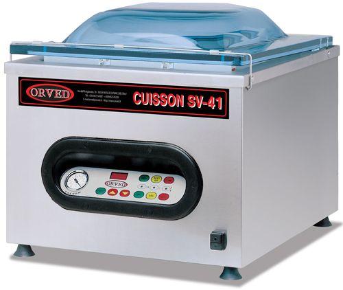 Orved VMOSV41 Chamber Vacuum Sealer Commercial Sous Vide – SV41