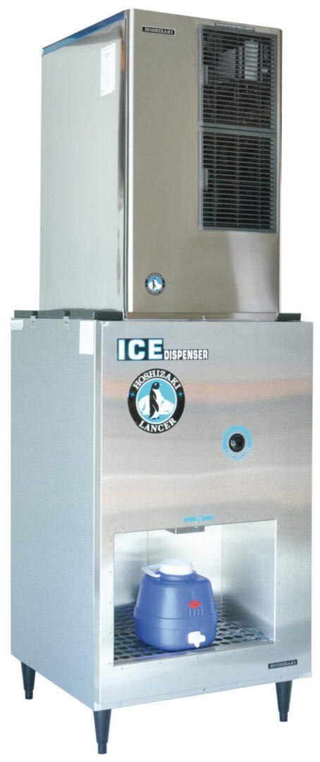 Hoshizaki DB-200H Worksite Sanitary Ice Cube Dispenser