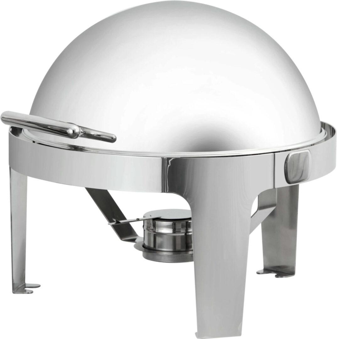 Mixrite AT51363 Economic Round Chafing Dish 500x530x450
