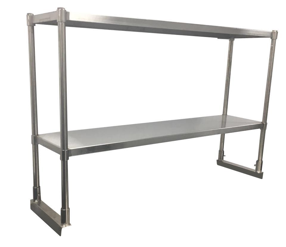 Simco SOS218 Double over-shelves-W1800 x D300 x H750