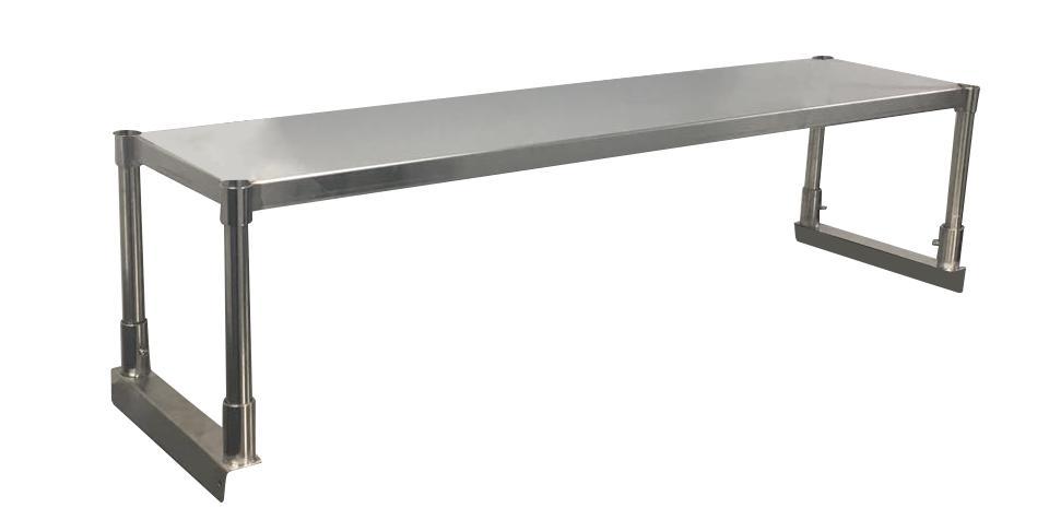 Simco SOS118 Over-shelves-W1800 x D300 x H450