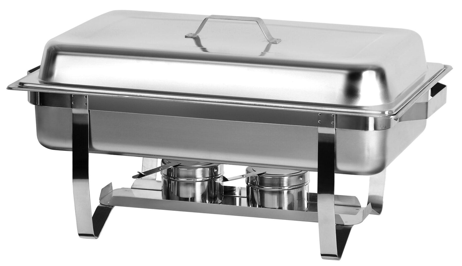 Mixrite AT761L63-1 Economic Oblong Chafing Dish 600x360x300