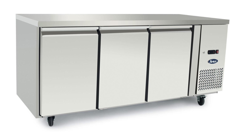 Atosa EPF3432 Underbench Three Door Cooling Table 1795 mm