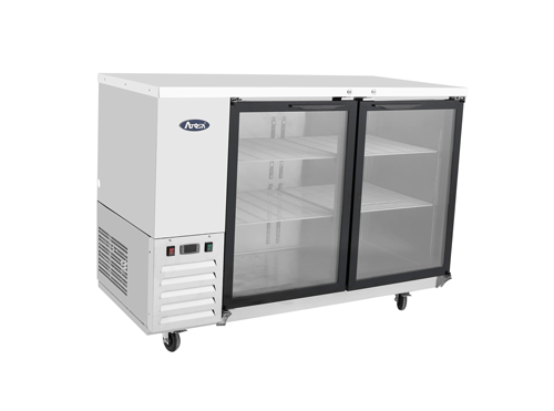 Atosa MBB48G Refrigerated Back Bar Cooler