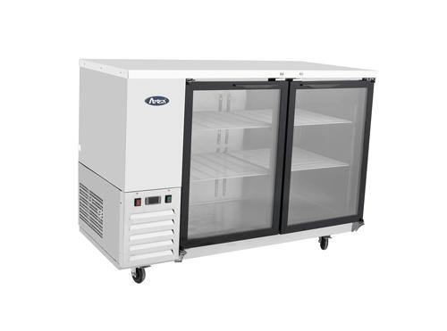 Atosa MBB48G Refrigerated Back Bar Cooler