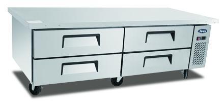 Atosa MGF8453 Chef Base 4 Drawers 1840 mm
