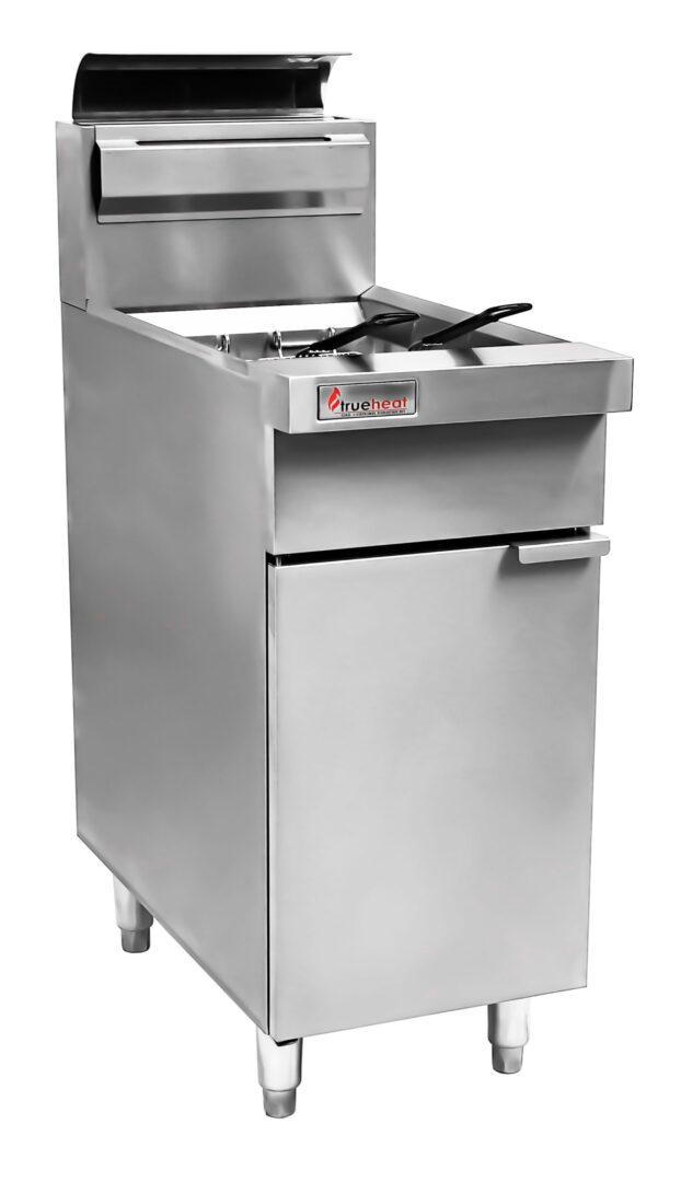 Trueheat RC Series  Open Pot Fryer 400mm 18L NG
