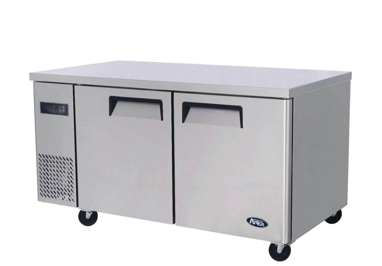 Atosa YPF9020 Undercounter Refrigerator 1200 mm