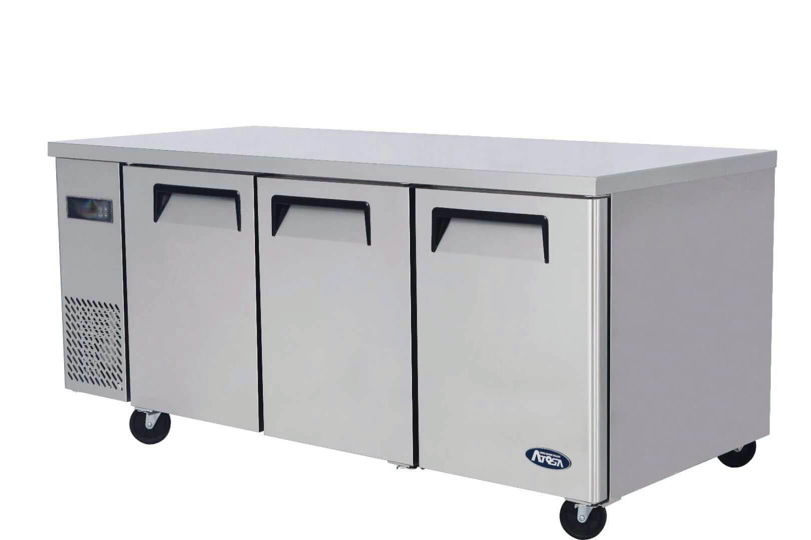 Atosa YPF9040 Undercounter Refrigerator 1800 mm