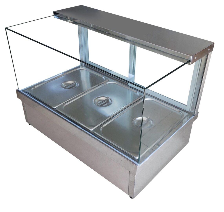 Cookrite CRB-10 Hot Food Display 1705mm