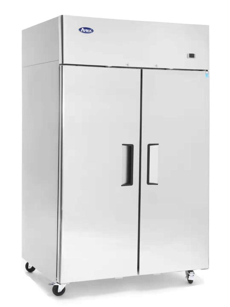 Atosa YBF9219 Double Door Top Mounted Freezer