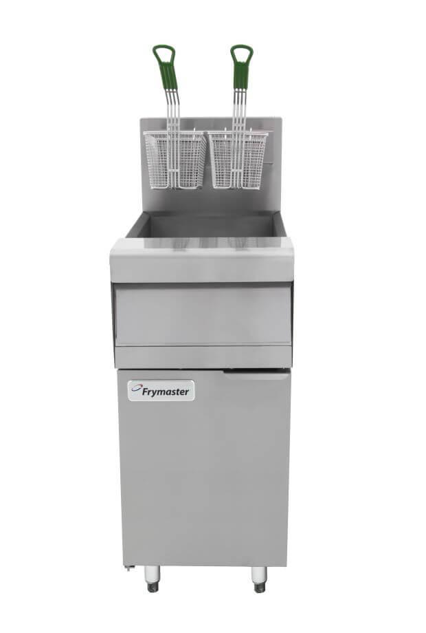 Frymaster MJ150-2-NG Master Jet Split Pot 2×12.5L Fryer Nat Gas