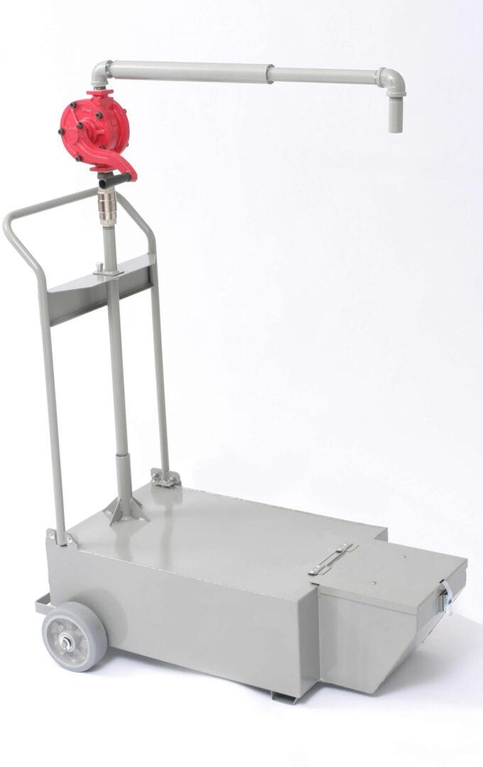 Frymaster PSDU100 Shortening Disposal Unit. 50L Oil Capacity