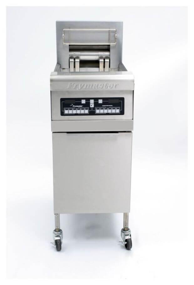 Frymaster RE117-2SD Perf Electric 17kw 2x12.5L Split Pot Fryer Covers