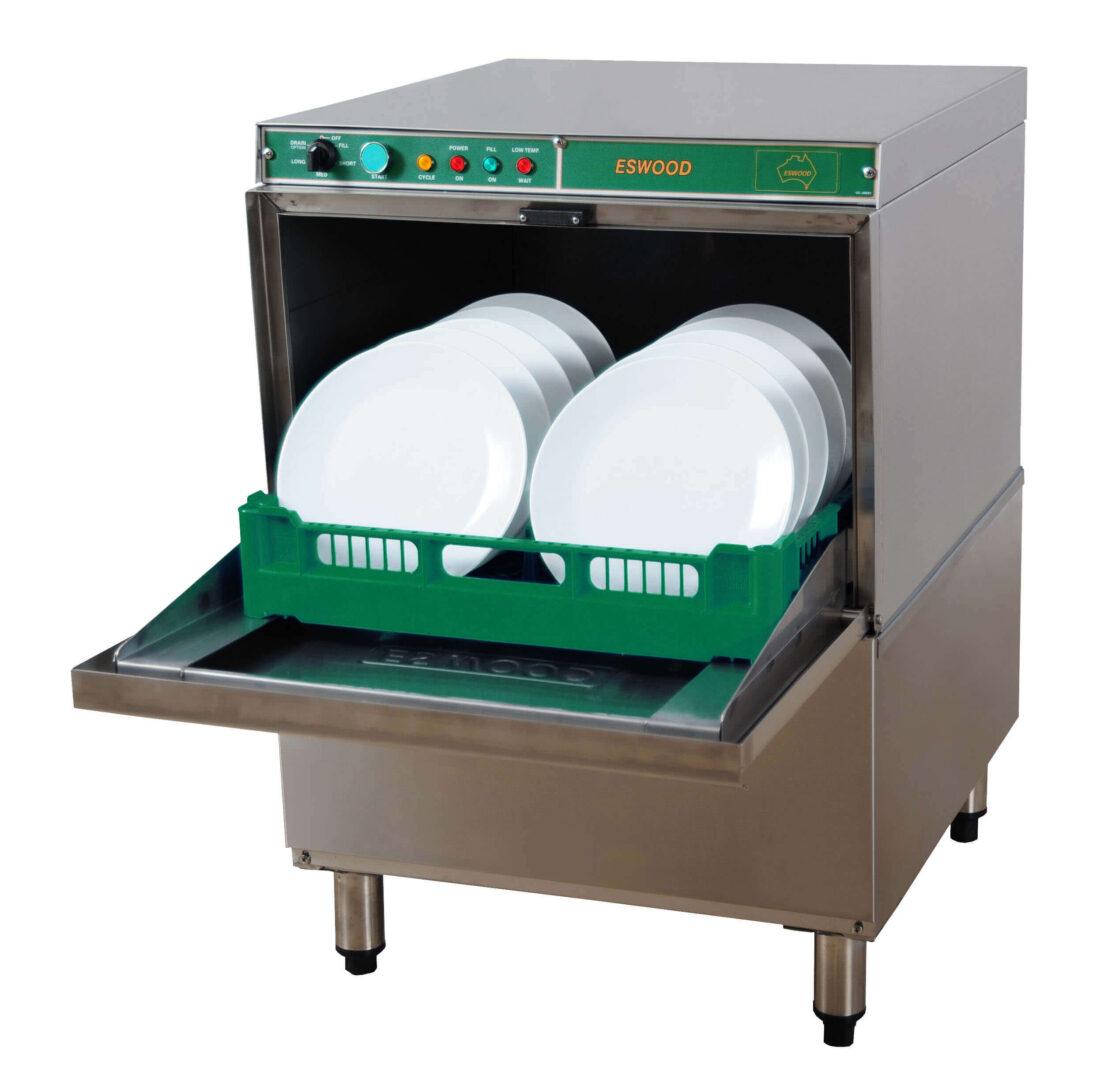 Eswood UC25N Recirculating Undercounter Dishwasher/Glasswasher