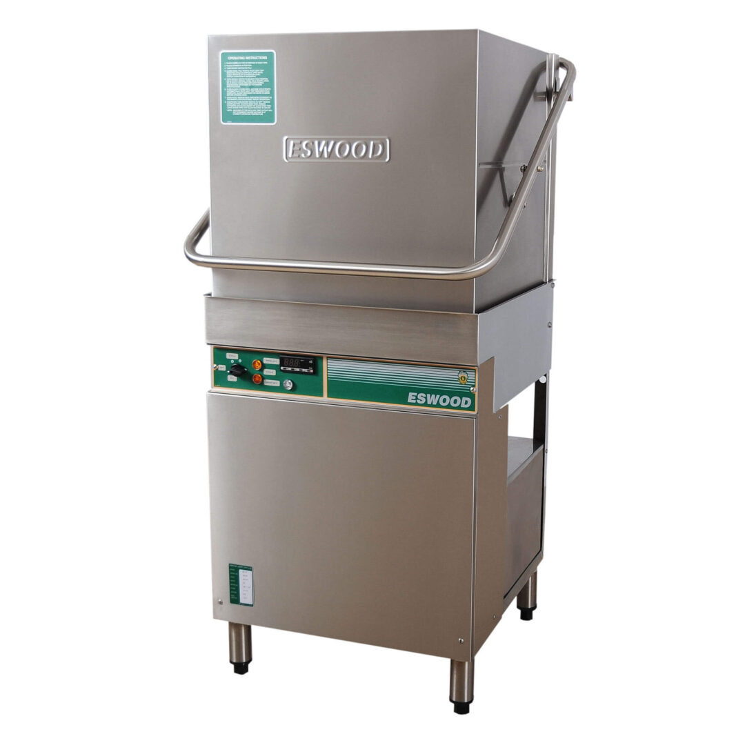 Eswood ES25 Pass-through Recirculating Dishwasher