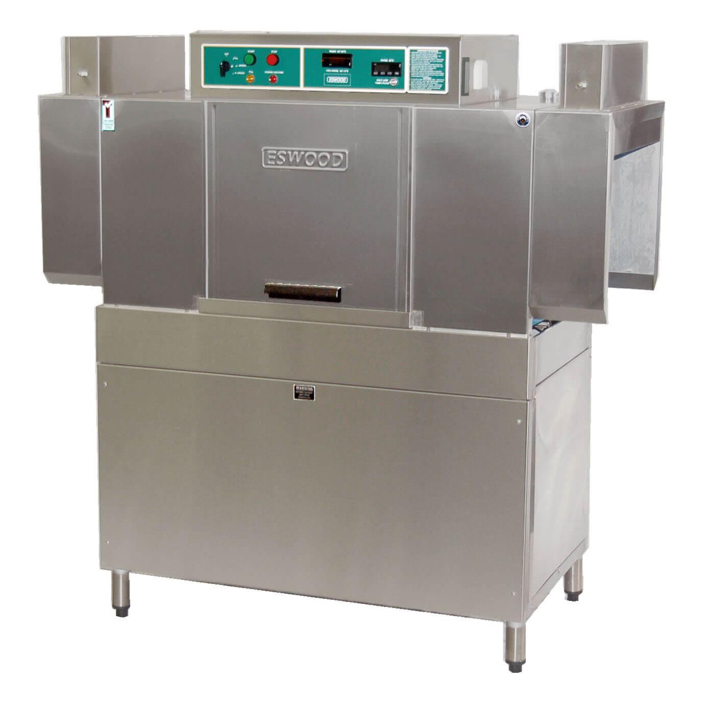 Eswood ES100 Rack Conveyor Dishwasher