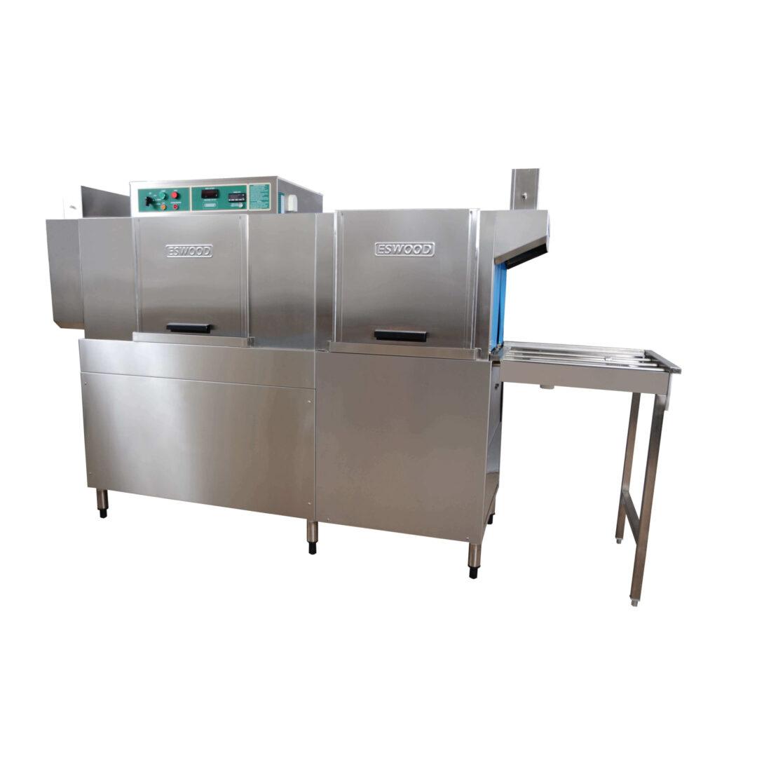 Eswood ES160 Rack Conveyor Dishwasher