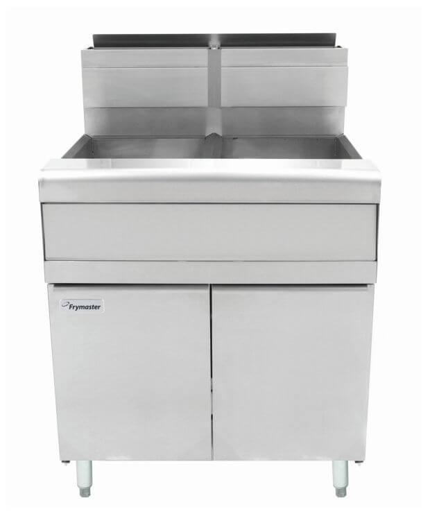 Frymaster FMJ250-NG Footprint Pro 2 x PMJ150 Fryer Nat Gas