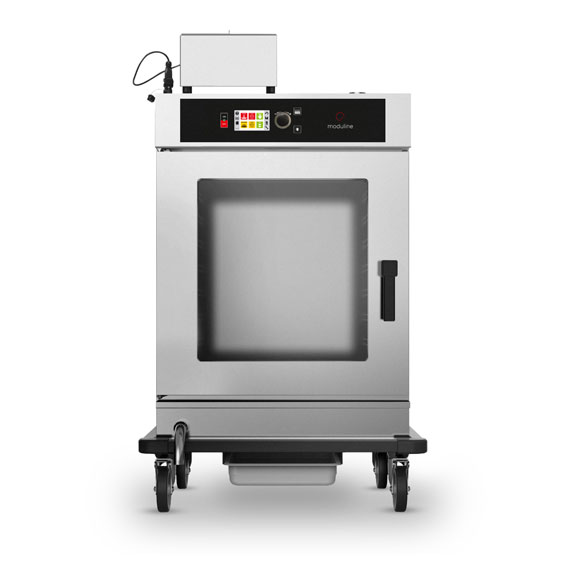 Moduline CHS 082E 8 x 2/1GN Hot or Cold Smoker Oven