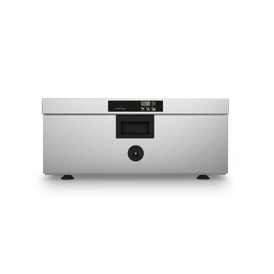 Moduline HSW 011E 1 x 1/1GN Static Holding Cabinet with One Drawer