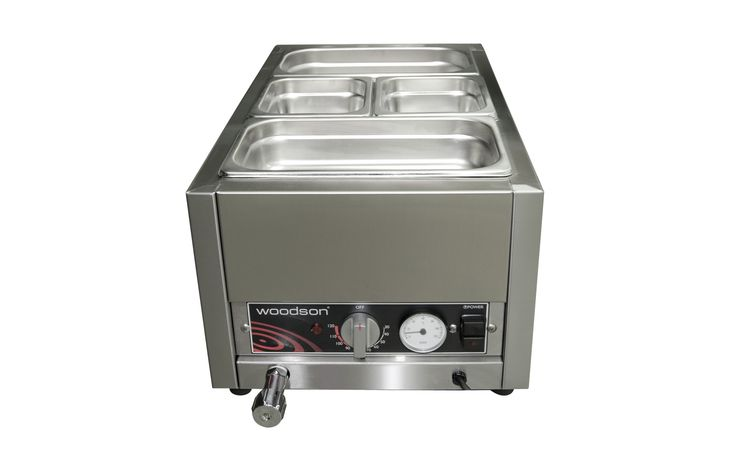 Woodson W.BMS11 1/1GN size Benchtop Bain Marie
