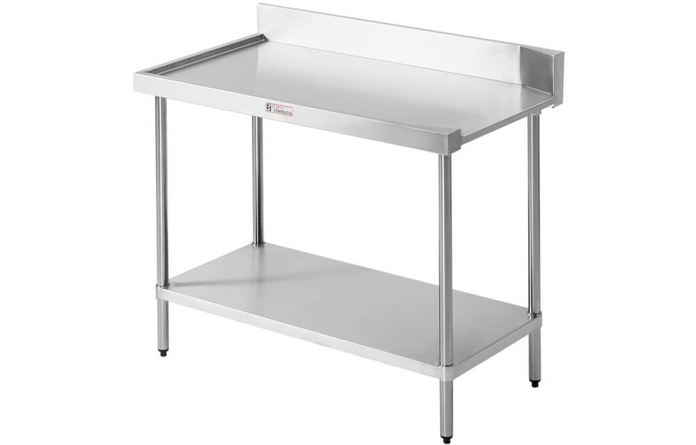 Simply Stainless SS07.1650.R Dishwasher Outlet Bench