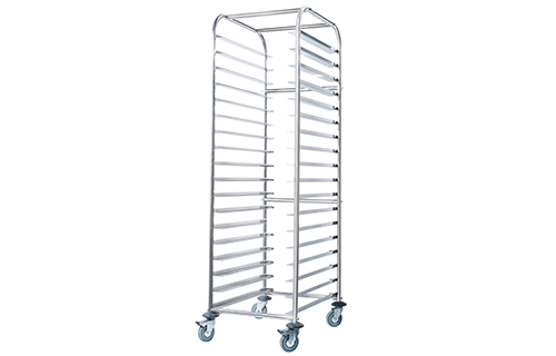 Simply Stainless SS16 Bakery Trolley