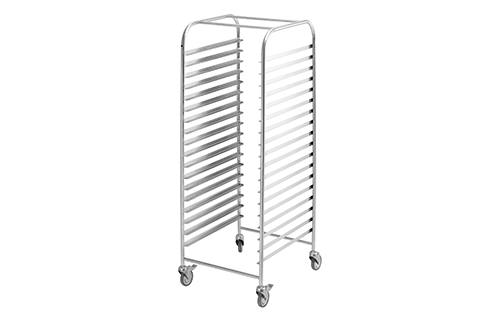 Simply Stainless SS16 Mobile Gastronorm Trolley