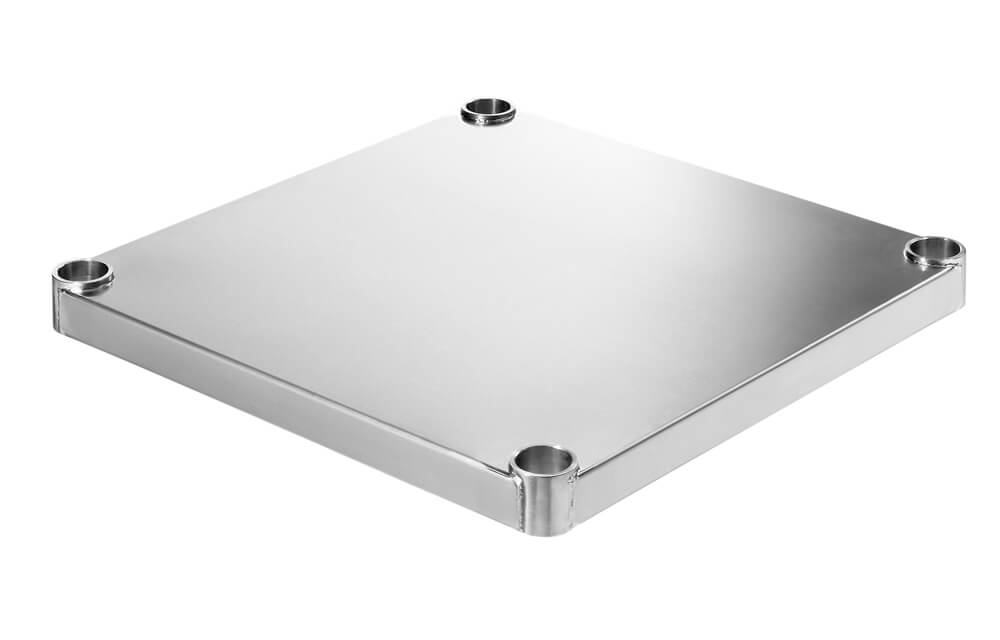 Simply Stainless SS21.0900mm deep Under Shelves