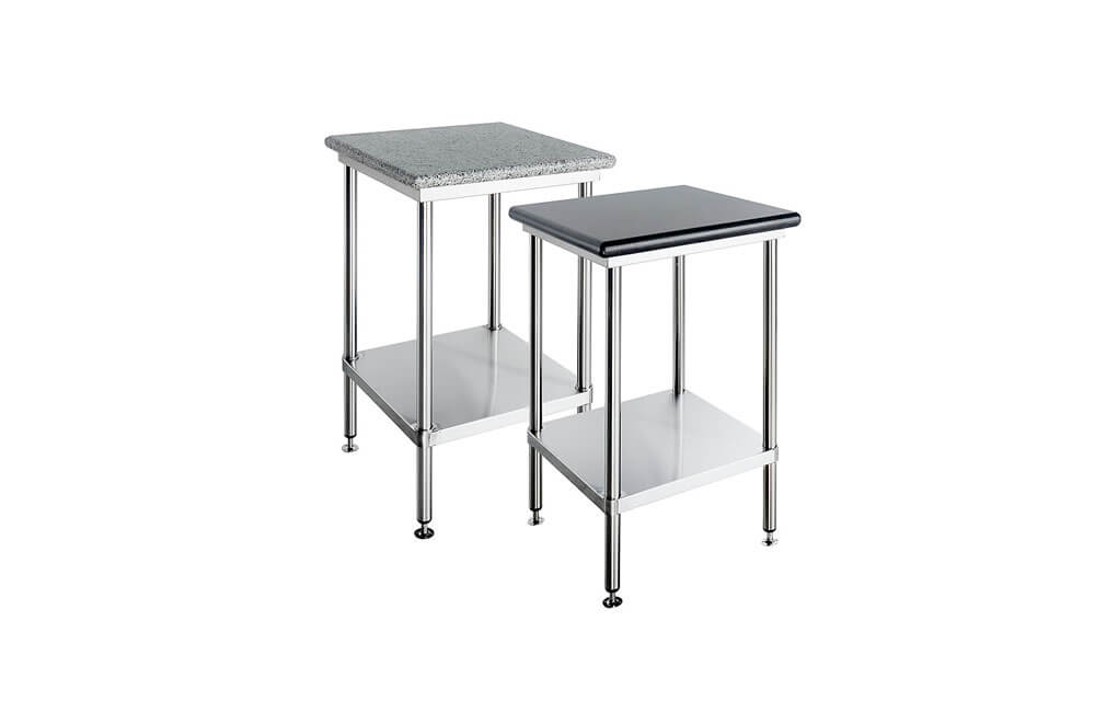 Simply Stainless SS23.1200w Granite Topped Bench