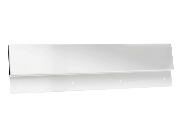 Simply Stainless SSSA600 splash back adapter to fit bench ends.
