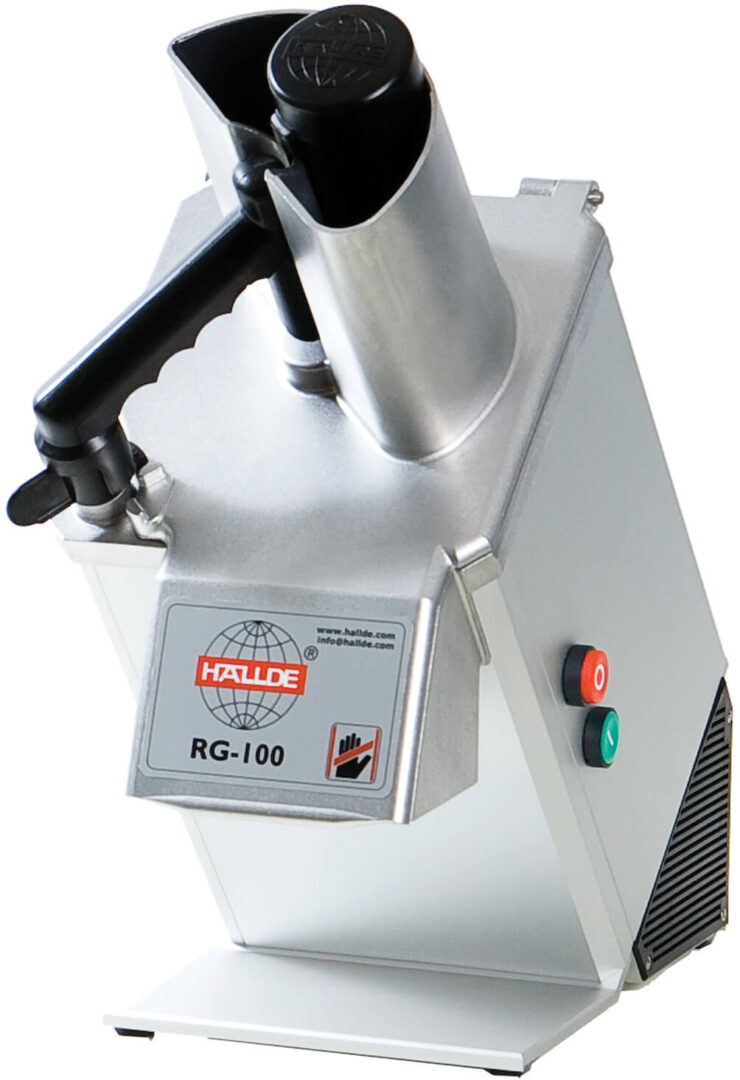 HALLDE VEGETABLE PREPARATION MACHINE – RG-100