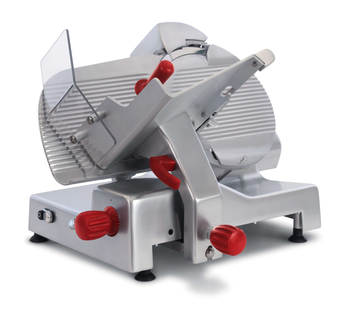 NOAW Manual Gravity Feed Gear Driven Slicer – Heavy Duty