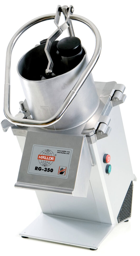 HALLDE VEGETABLE PREPARATION MACHINE – RG-350