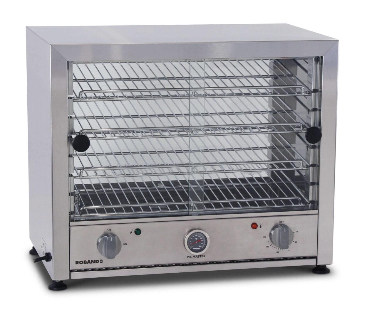 Roband PM50 Pie Master Pie Warmer