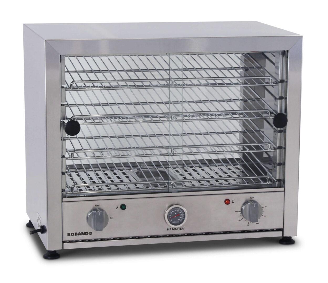 Roband PM50L Pie Master Pie Warmer